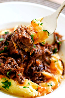 SLOW-COOKED SHORT RIB RAGÙ
