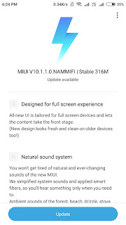 MIUI 10 For Redmi 4 Officially Launched By Xiaomi 1