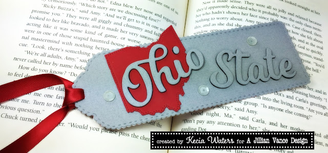 AJVD, Kecia Waters, bookmark, Ohio State