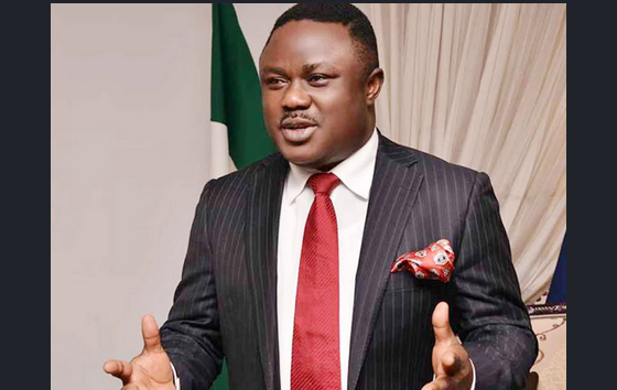 Coronavirus has become a full-scale business used to exploit Africa and Nigerians - Ben Ayade (Video)