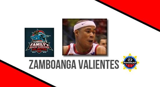 LIST: Zamboanga Valientes Roster 2018 MPBL Anta Datu Cup