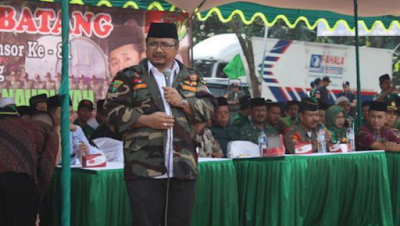 GP Ansor Siaga Satukan Komando