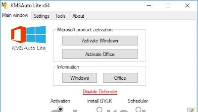 تحميل تفعيل ويندوز Windows 10 Digital Activation Program , تحميل تفعيل الأوفيس , تحميل ادوات تفعيل ويندوز والأوفيس مدى الحياه Windows Office Activator