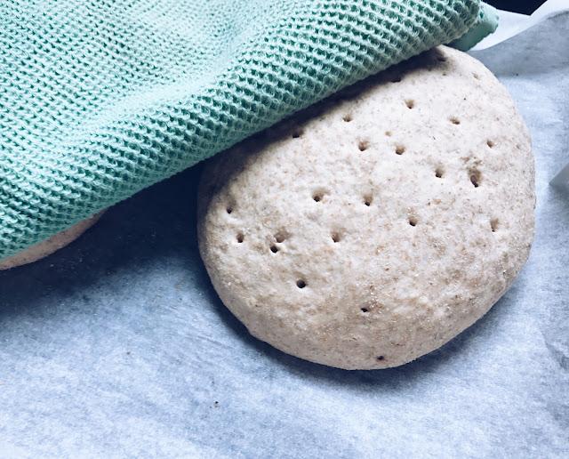 lähes Zero Waste leipä