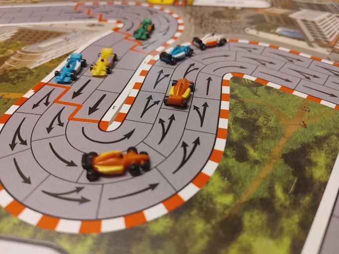 Formula D - gra planszowa dla ludzi z benzyną we krwi