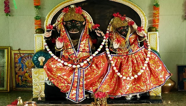 नांदेड, हिंगोली जिल्ह्यासह राज्यभरात भगवान श्री लक्ष्मी नृसिंह जयंती साधेपणाने साजरी -NNL