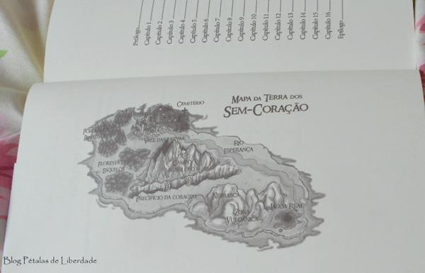 mapa, livro, Rainha dos corações congelados, Rebeca S. Melo, Bookstart