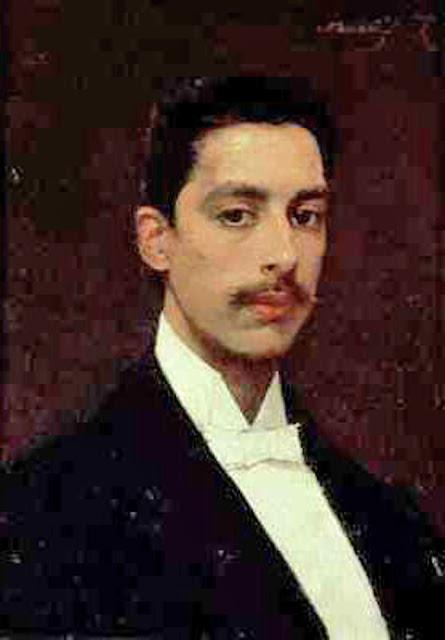 Lluís Martí Gras, Maestros españoles del retrato, Pintor español, Retratos de Lluís Martí Gras, Retrato de Enrique Granados, Pintores Catalanes, Pintores españoles