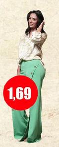 Cuánto mide Pamela Díaz