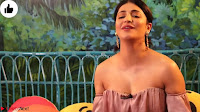 Beautiful South Queen Shruti Haasan at an interview Exclusive Pics ~  Exclusive 014.jpg