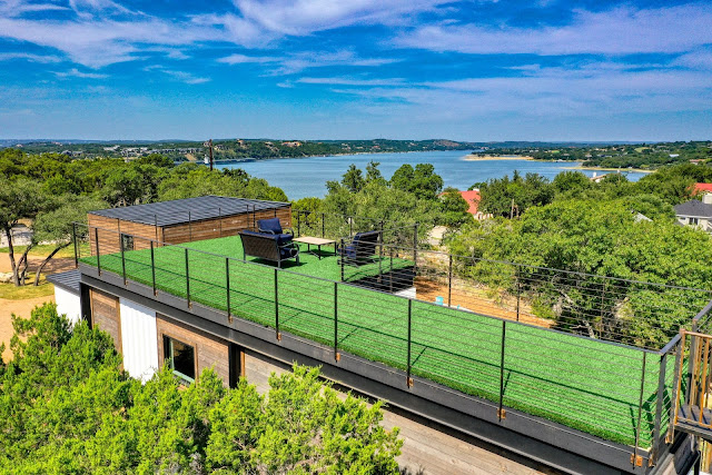 Lago Vista 3 Bedroom Shipping Container Home, Texas 12