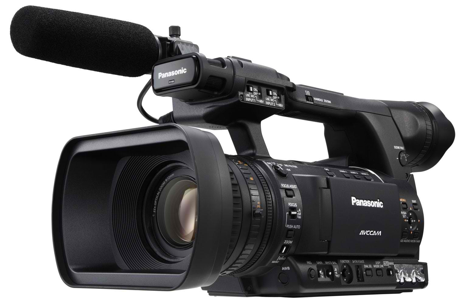 Panasonic digital camera HD