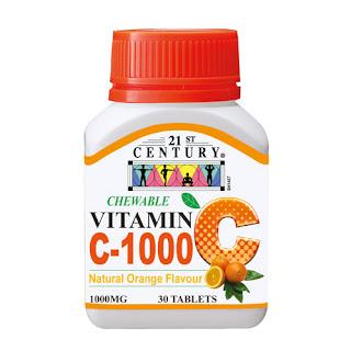 Vitamin C untuk sakit lutut