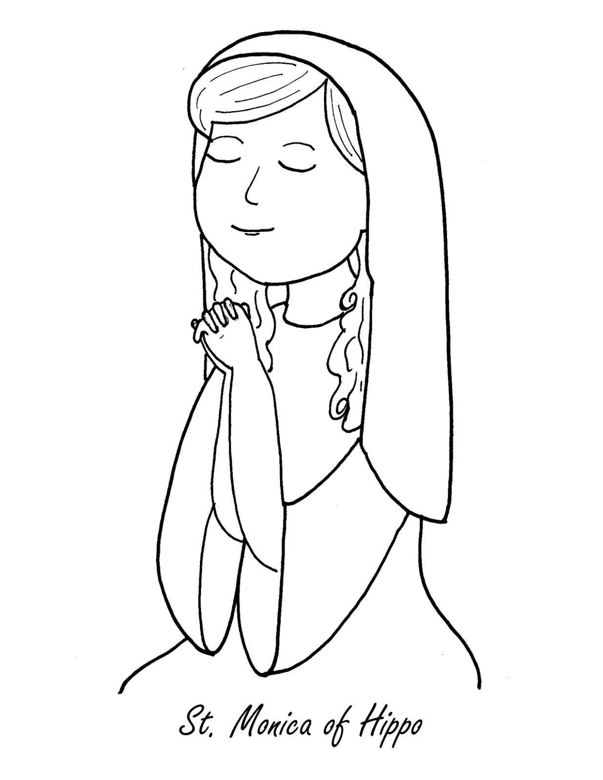 Everything is Grace: The Saints, Printables