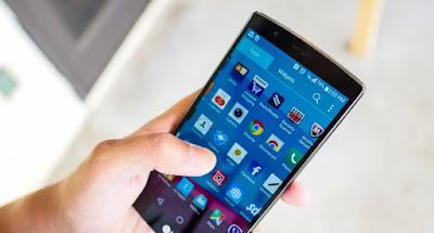 solusi untuk touchscreen android tidak berfungsi atau rusak
