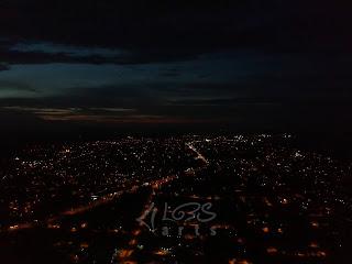 Sunset & Urban View