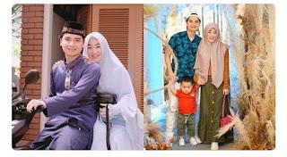 Masih Ingat Alvin Faiz Anak Ustaz Arifin Ilham? Menikah di Usia 17 Tahun, Keluarganya Kini Disorot