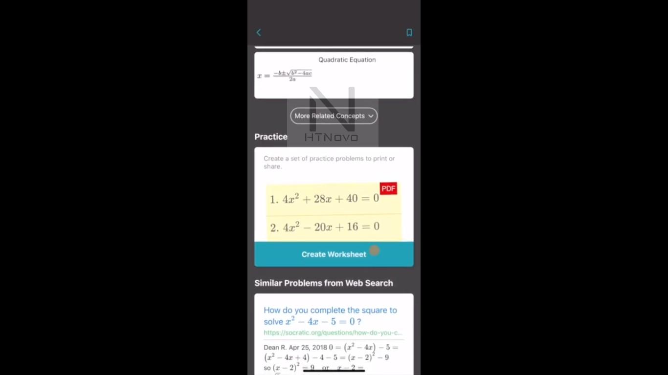 Risolvi problemi di matematica su Android con questa App Microsoft | Video