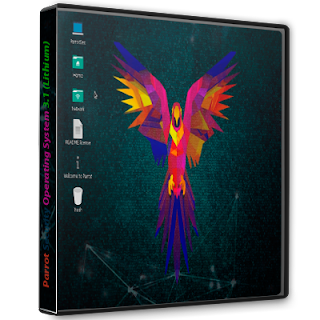 Parrot Security Operating System 3.1 (Lithium)