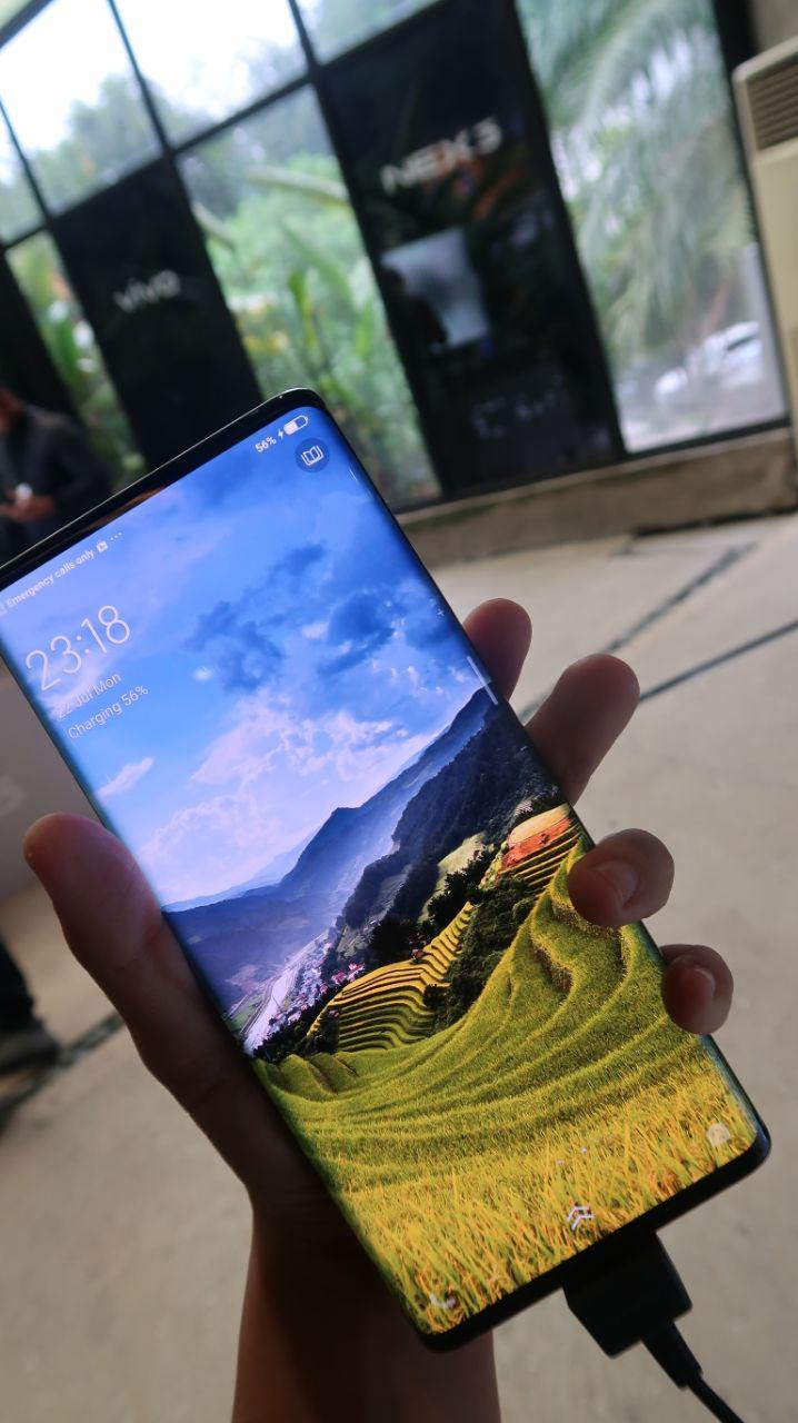 VIVO NEX 3 Launching