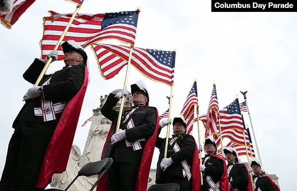 Columbus-Day-Parade-In-USA