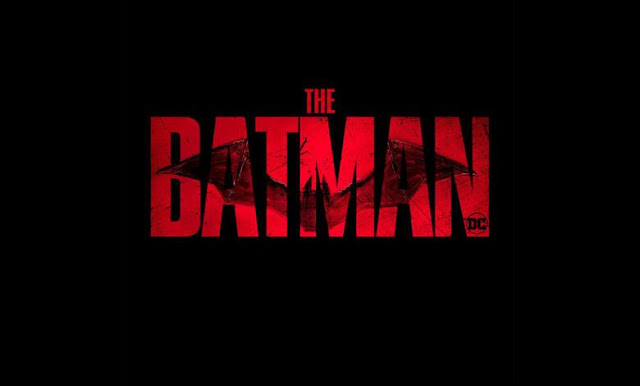 Logotipo filme batman 2021