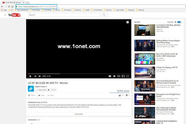 الخطوة الأولى: نسخ عنوان URL للفيديو