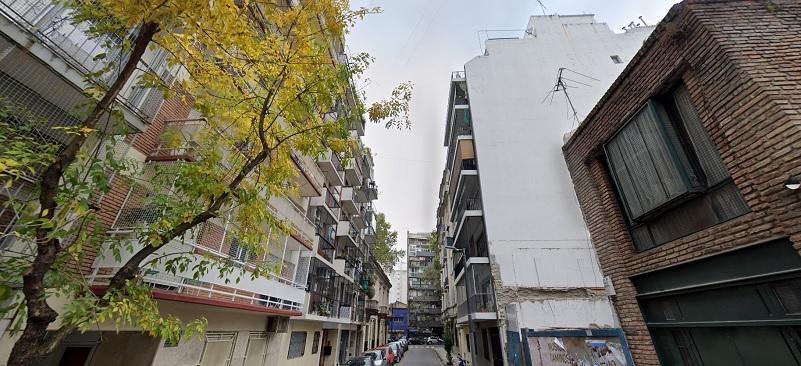 Pasaje Virasoro de Buenos Aires