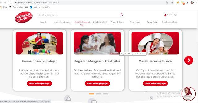 website parenting SGM