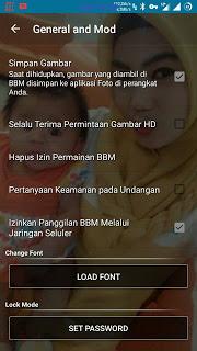 Download BBM Mod Transparant 3.0.1.25 Apk Terbaru