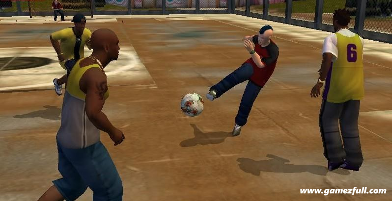 Urban FreeStyle Soccer PC Full Español