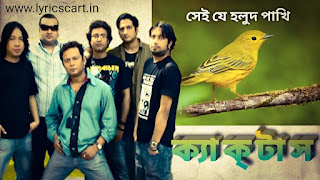 Sei Je Holud Pakhi (সেই যে হলুদ পাখি) Lyrics in Bengali-Cactus