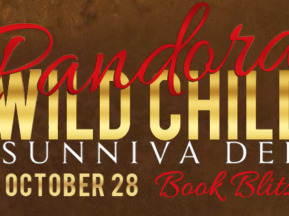 BOOK BLITZ - Pandora Wild Child by Sunniva Dee  **GIVEAWAY**