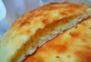 خبز النان الهندى