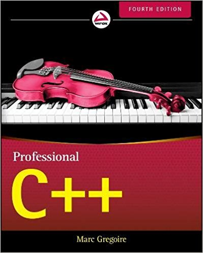 The C++ Standard Library by Rainer Grimm
