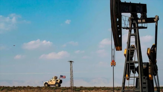 EEUU contrabandea con 50 camiones cisterna combustible sirio a Irak