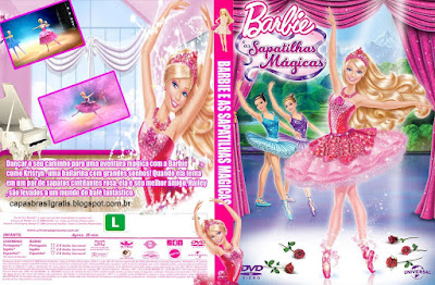 Barbie e as Sapatilhas Magicas