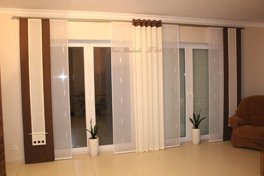 Gardinen Fur Wohnzimmer Grose Fenster ~ Inspirierende Bilder Von ... Moderne Gardinen Fur Wohnzimmer