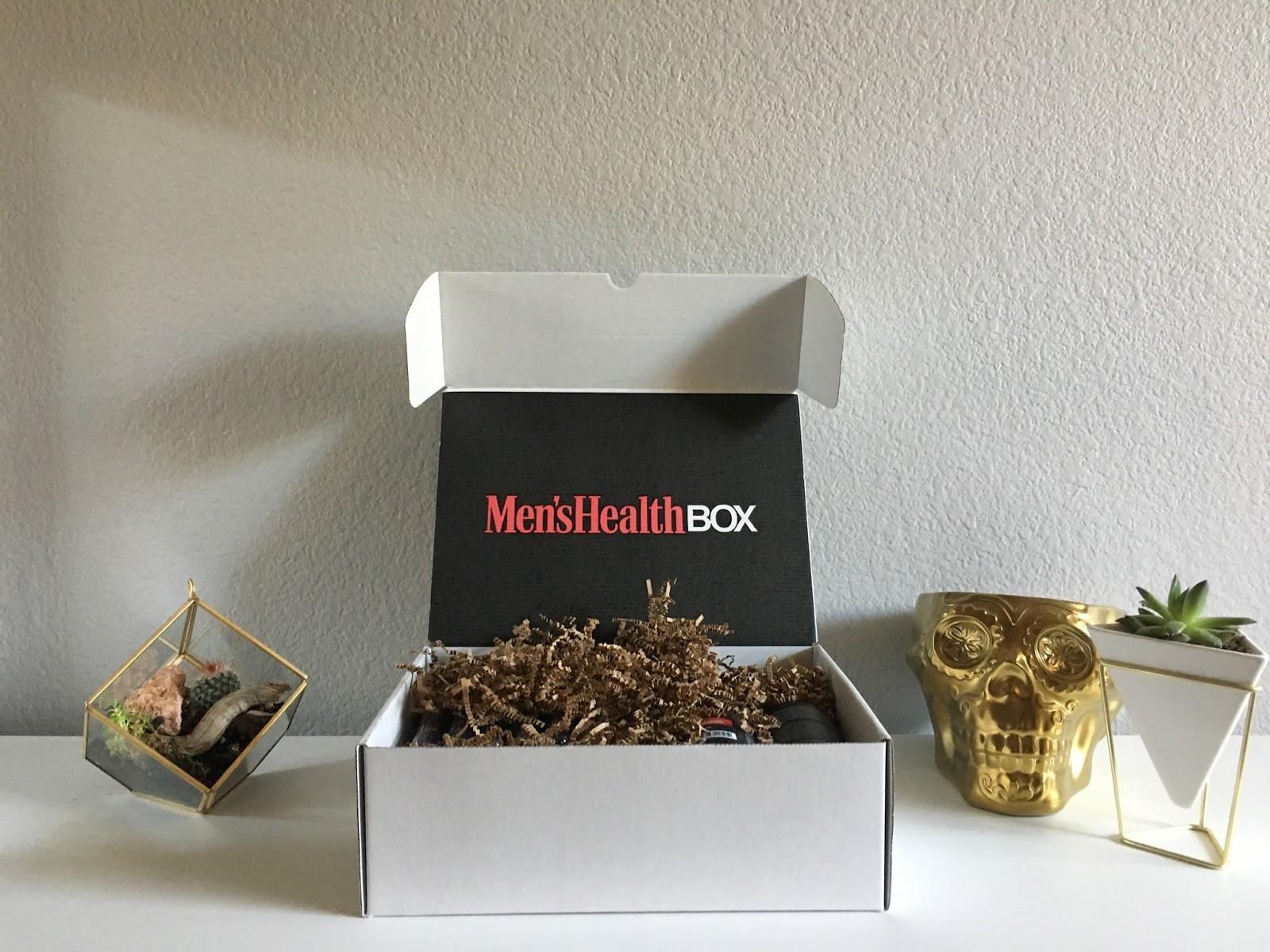 Men's Health Best of Grooming Box