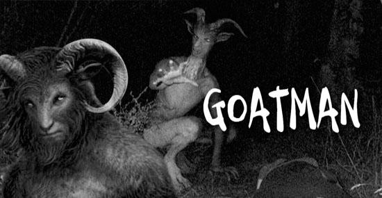 Aterrorizante 'Homem-Cabra' - Goatman