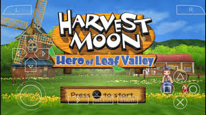 Download Harvest Moon Hero of Leaf Valley Android