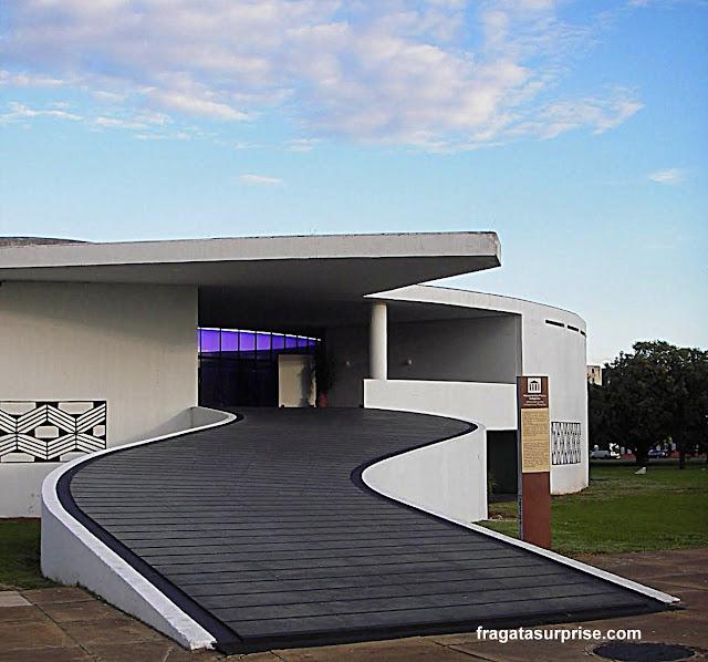 Memorial dos Povos Indígenas, Brasília
