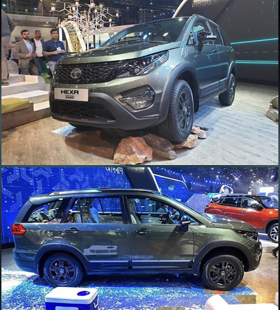 TATA HEXA SAFARI EDITION