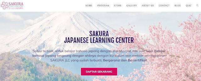 Kursus Bahasa Jepang Bekasi Sakura JLC