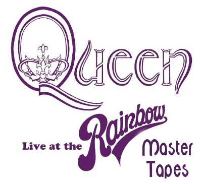 Queen - Rainbow Master Tapes
