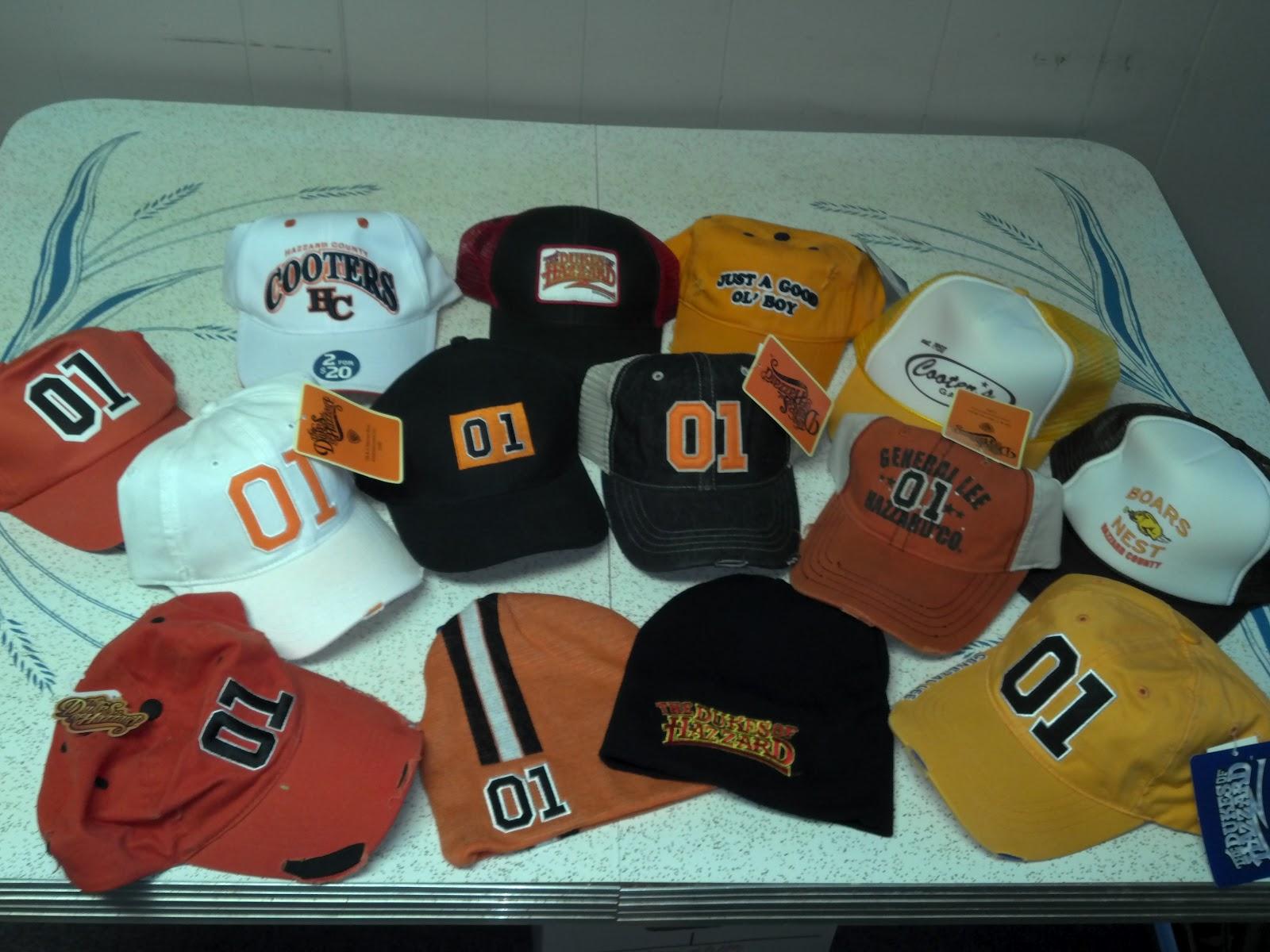 Dukes of Hazzard Collector  Dukes of Hazzard Hats dda392f8e5a