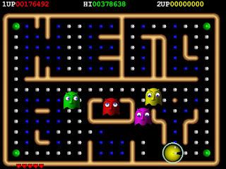Download Deluxe Pacman