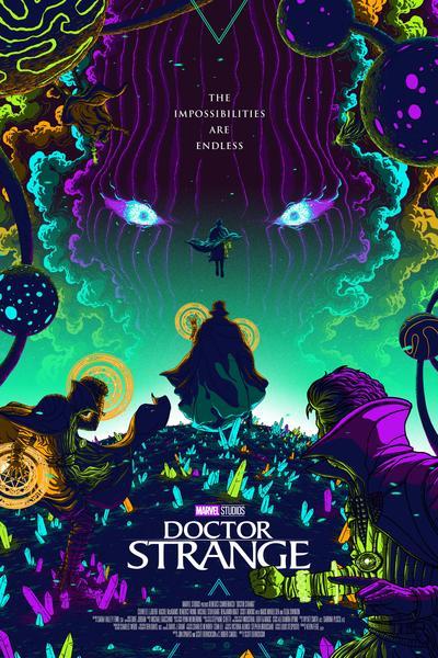 Doctor Strange es una película de Marvel