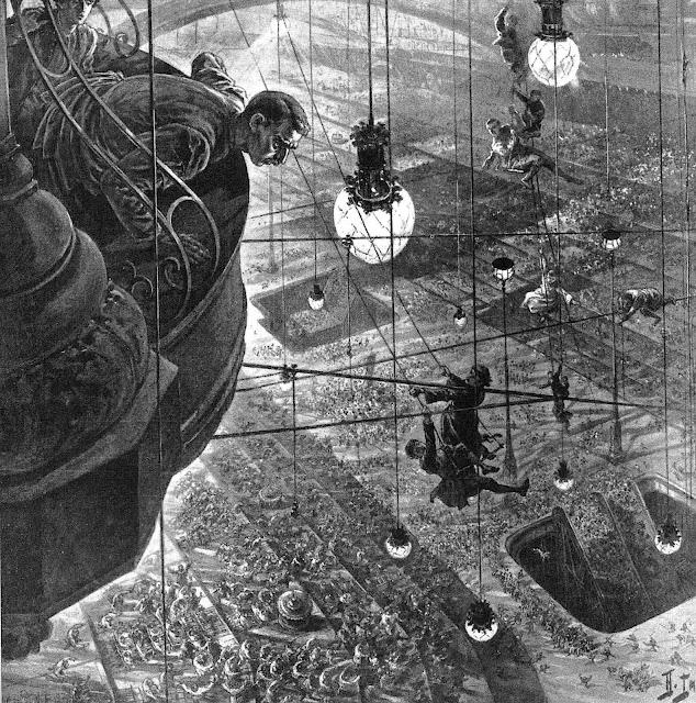 1899 flying machine illustrated, retrofuture