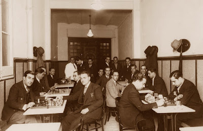 Bar Monumental de Gracia, 1935